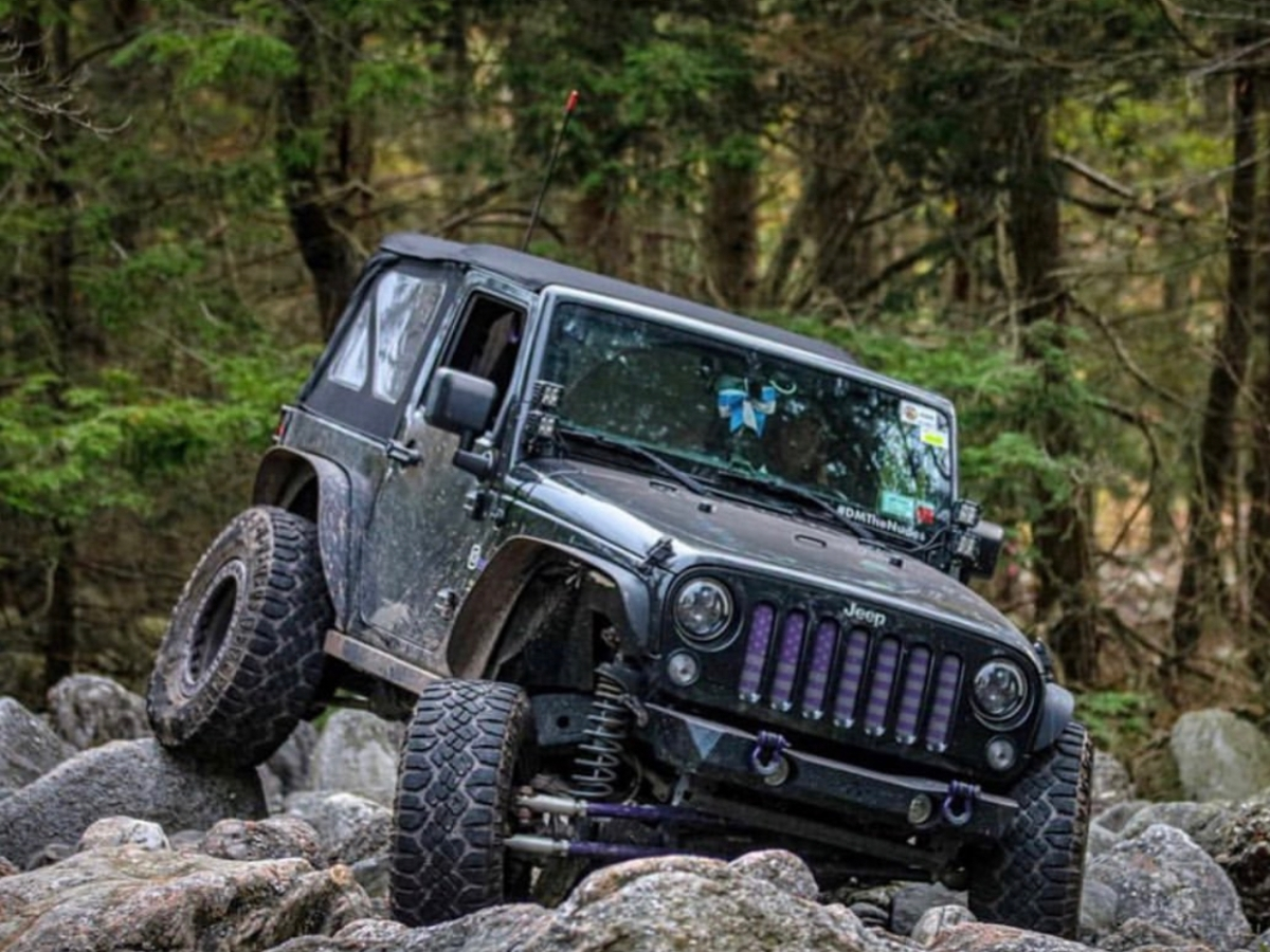 Buying a Used Jeep Wrangler